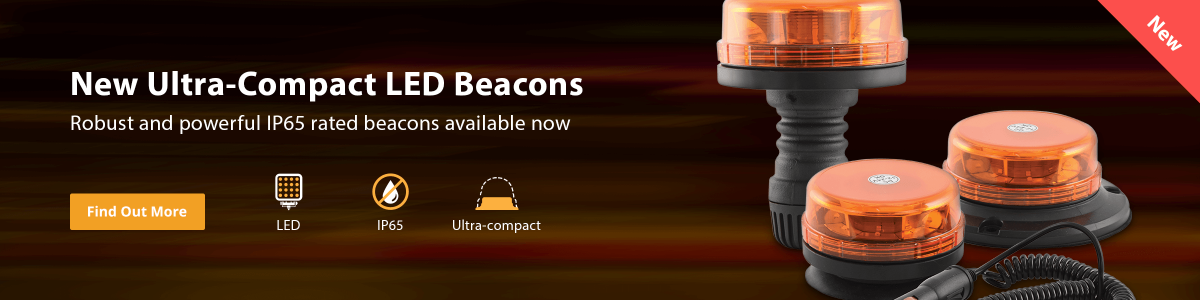 LED Beacons Landing Page